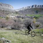 Alpes de Haute-Provence VTT St Jacqudes Compostelle 2
