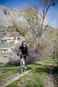 Alpes de Haute-Provence VTT St Jacques Compostelle 10