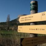 Alpes de Haute-Provence VTT St Jacques Compostelle 6