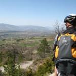 Alpes de Haute-Provence VTT St Jacques Compostelle 8