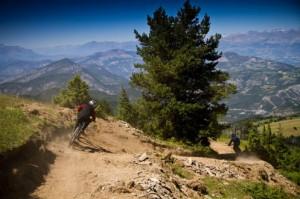 VTT Chabanon Alpes de Haute-Provence