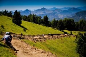 VTT Chabanon, Alpes de Haute-Provence