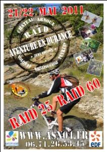 Raid Aventure en Durance Aventures Sports Nature VTT Alpes de Haute-Provence