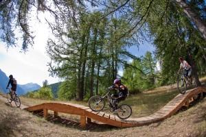 VTT Val d'Allos Alpes de Haute-Provence