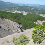 Raid des Terres Noires 2011 - VTT - Alpes de Haute-Provence