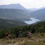 TransVerdon Grande Traversée VTT Alpes de Haute-Provence - Joakim Lombard