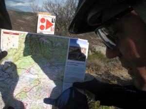 VTT Alpes de Haute-Provence Pays de Forcalquier Montagne de Lure