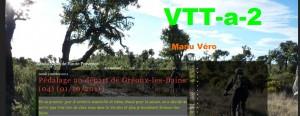 VTT à 2 - Vttez Alpes de Haute-Provence