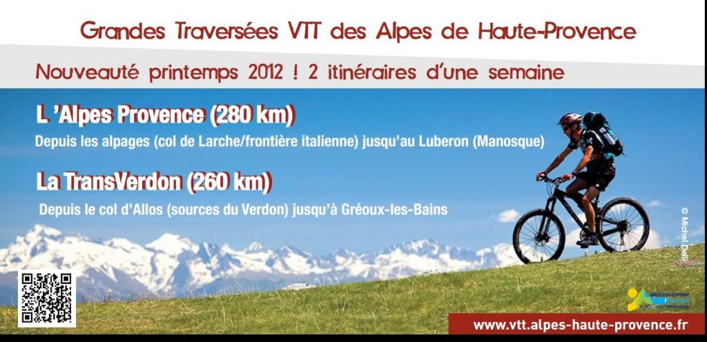 Grandes Traversées VTT des Alpes de Haute-Provence, L'Alpes-Provence et La TransVerdon