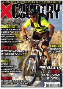 Xcountry magazine N°5 Digne Nice Les Chemins du Soleil - VTT Alpes de Haute-Provence