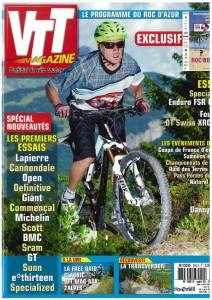 VTT Mag N°262 - Grande Traversée VTT La TransVerdon - VTT Alpes de Haute-Provence