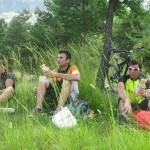 Grande Traversée VTT Les Chemins du Soleil - VTTez Alpes de Haute-Provence