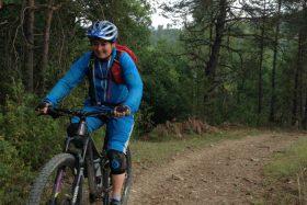 Sur l'Alpes-Provence avec Judy et Duncan !