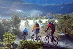 Carte VTT Alpes de Haute-Provence, Wahou