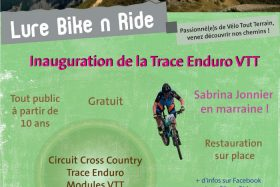 GO sur le Lure Bike n Ride