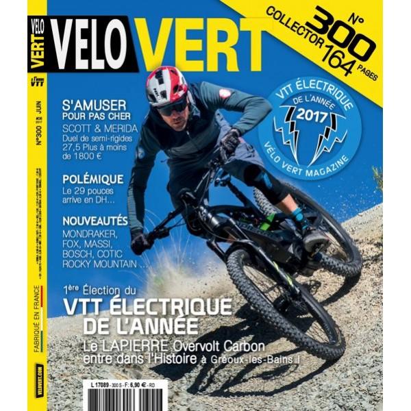 Infos VTT : Le magazine Vélo Vert 310 est arrivé