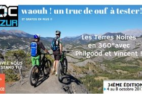 Rendez-vous au Roc d'Azur 2017
