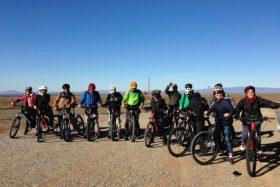 sur la TransVerdon avec Vélo Loisir Provence