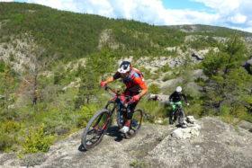 On prépare Ride The Track 04 Digne les Bains