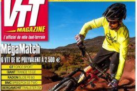 C'est dans VTT Mag #326