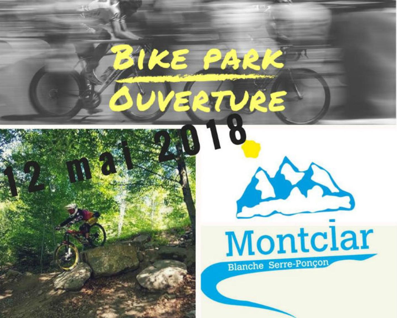 Ouverture Bike-Park Montclar samedi 11 mai 2019